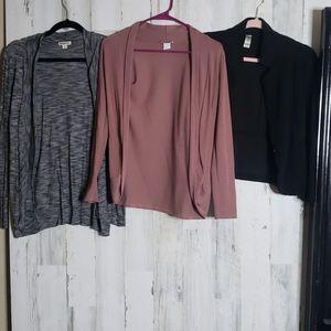 Closet cleaning bundle 4pc women size XS, S
